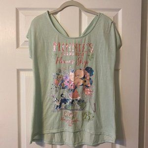 Disney Minnie Mouse T-Shirt, Size Med